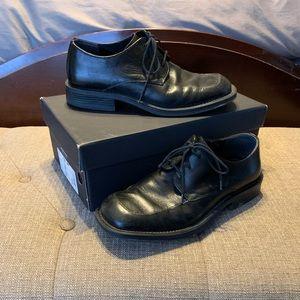 Alfani black dress shoes